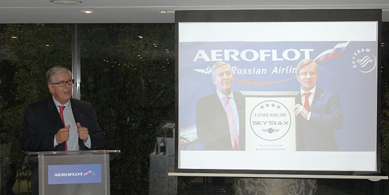 Edward Plaisted, CEO, Skytrax