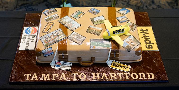 Tampa Spirit Airlines