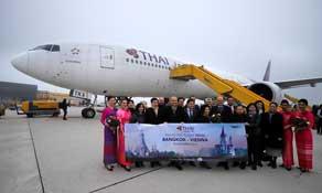 Thai Airways waltzes into Vienna