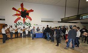 Volotea ventures to Lanzarote from Nantes