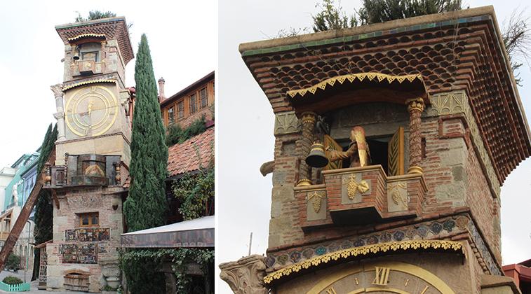 Tbilisi Clock Tower