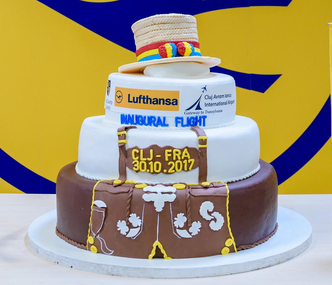 Lufthansa Cluj Napoca
