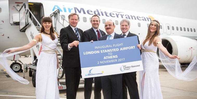 Air Mediterranean London Stansted