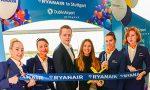 Ryanair debuts Dublin to Stuttgart service