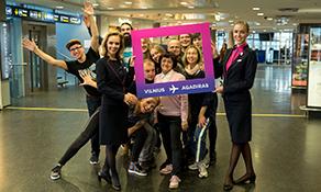 Wizz Air whisks up an Agadir route quartet