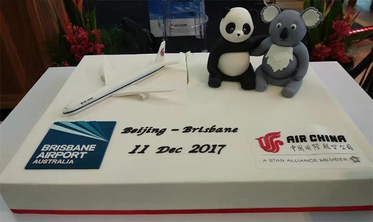Air China Brisbane