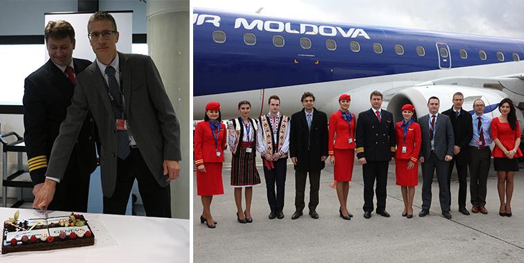 Air Moldova Geneva