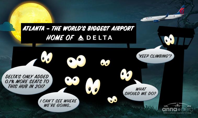 Delta Air Lines Atlanta