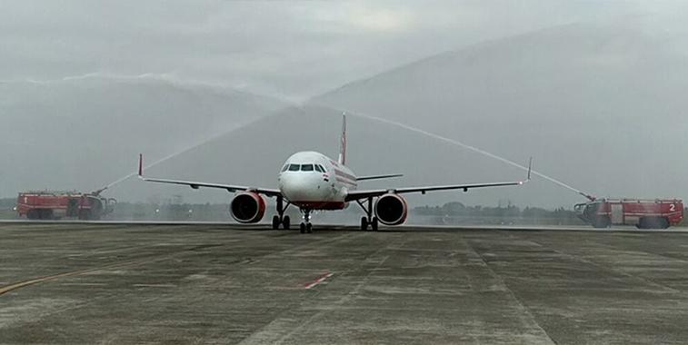 Air India Bangkok Suvarnabhumi