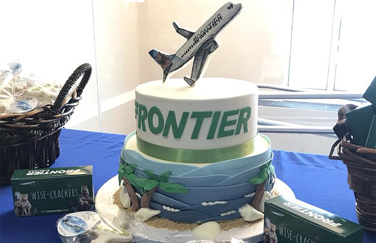 Frontier Airlines Grand Rapids