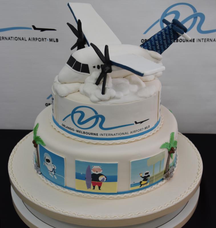 Porter Airlines Orlando Melbourne