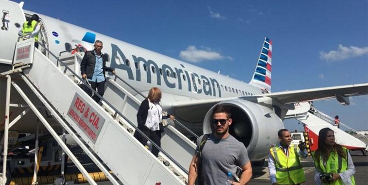 American Airlines Cartagena