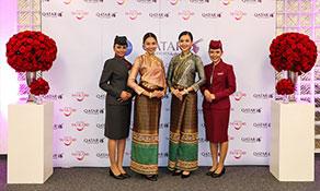 Qatar Airways checks out Chiang Mai