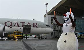 Qatar Airways premieres St. Petersburg service