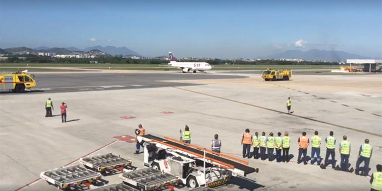 Sky Airline Santiago