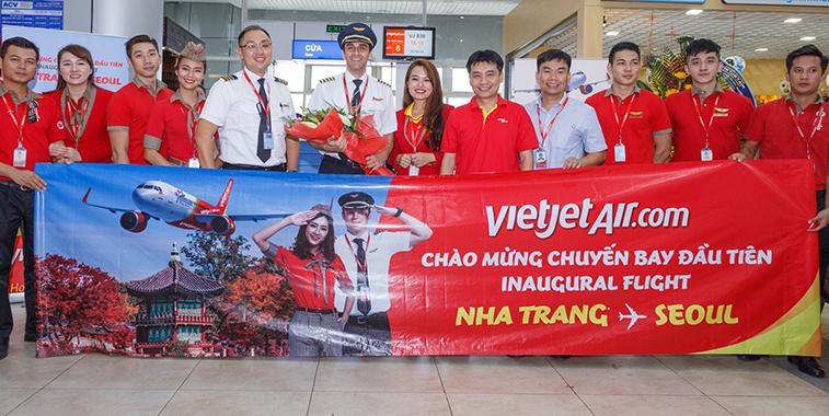 VietJetAir Nha Trang
