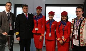 Air Moldova gets going to Geneva