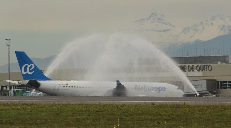 Air Europa Quito
