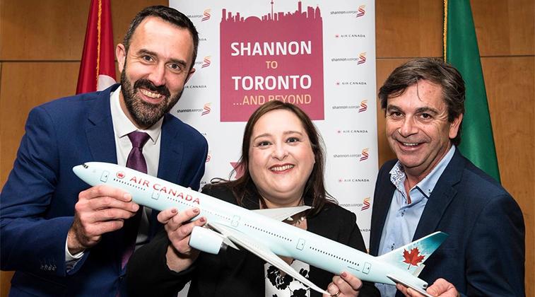 Air Canada Shannon
