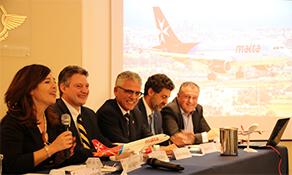 Air Malta gives Catania a taste of Vienna