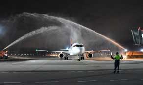 Azimuth Airline adds Sochi service