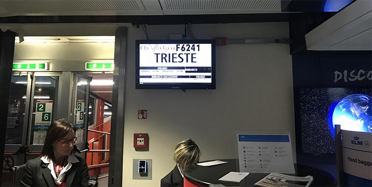 FlyValan Trieste