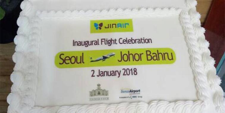 Jin Air Johor Bahru