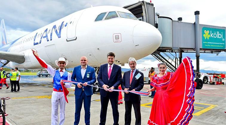 LATAM Airlines Lima San Jose