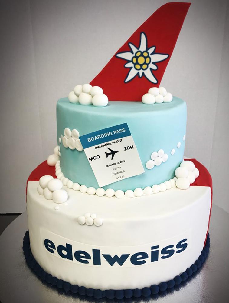 Orlando Edelweiss Air