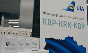 Ukraine International Airlines kick-starts Krakow