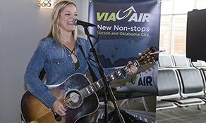 ViaAir adds Tucson link from Austin