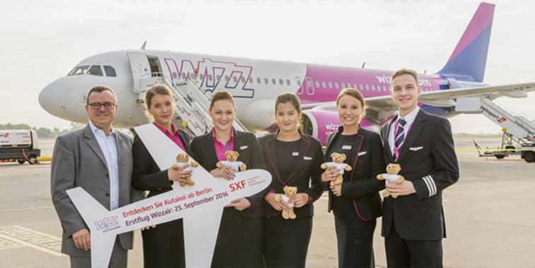 Wizz Air Kutiasi