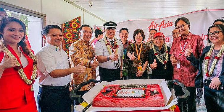 Philippines AirAsia Jakarta