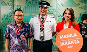 Philippines AirAsia jumps into Jakarta