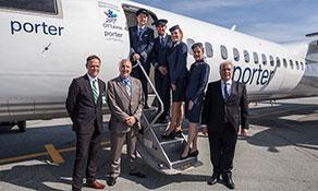 Toronto City – Canada's biggest city's secretive downtown airport; Porter Airlines dominates