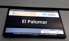 Flybondi begins flights to Buenos Aires El Palomar