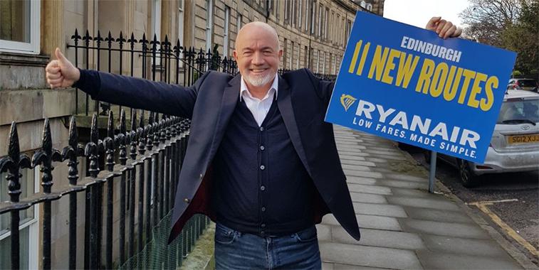 Ryanair Glasgow