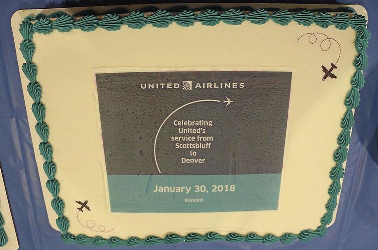 Scottsbluff United Airlines