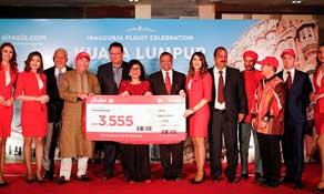 AirAsia X jumps into Jaipur