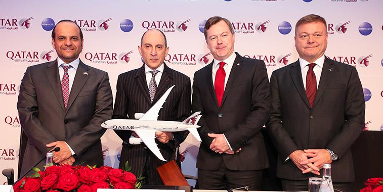 Qatar Airways London Gatwick