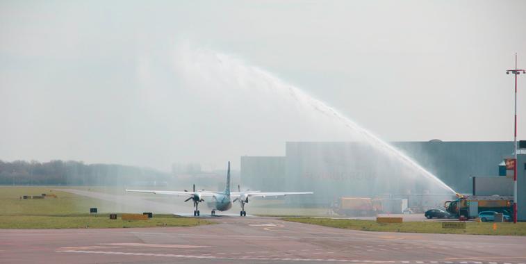 VLM Airlines Antwerp Birmingham