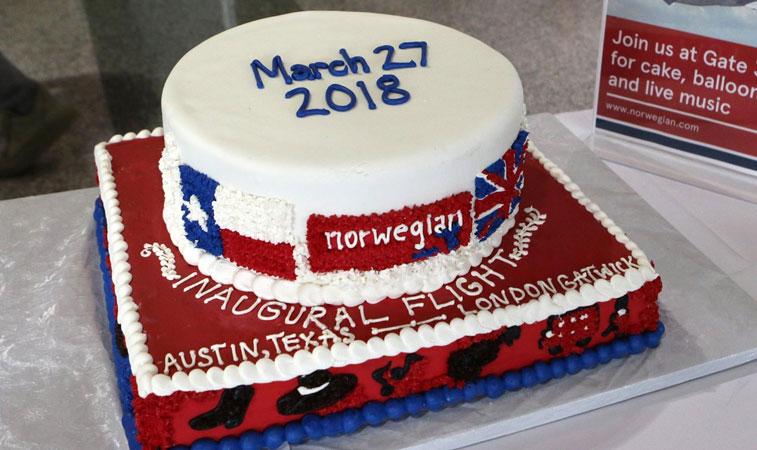 Norwegian Austin