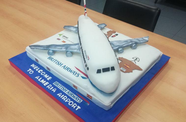 British Airways Almeria