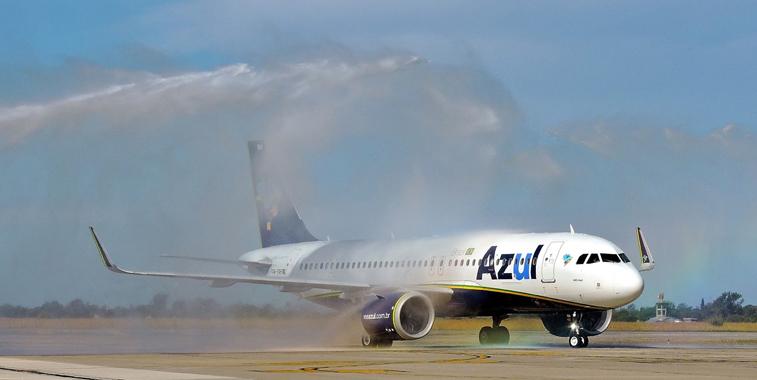 Azul Airlines Cordoba