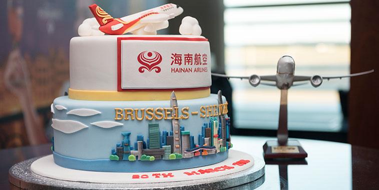 Hainan Airlines Brussels Shenzhen