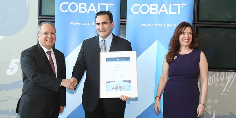 Cobalt Larnaca IATA