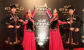 Etihad Airways adventures into Azerbaijan from Abu Dhabi