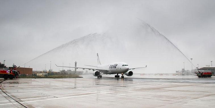 Iran Air Paris CDG