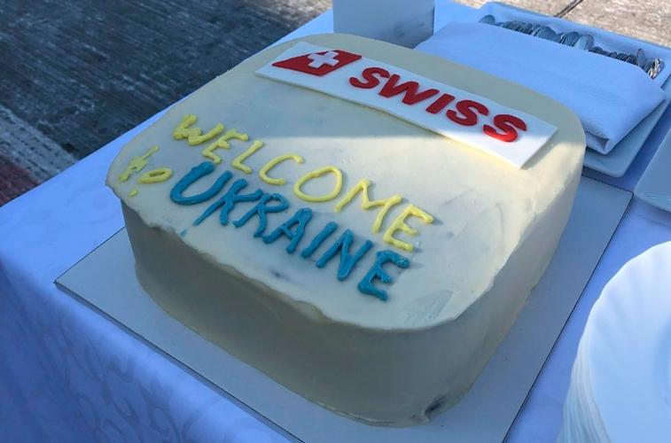 SWISS Kiev Boryspil