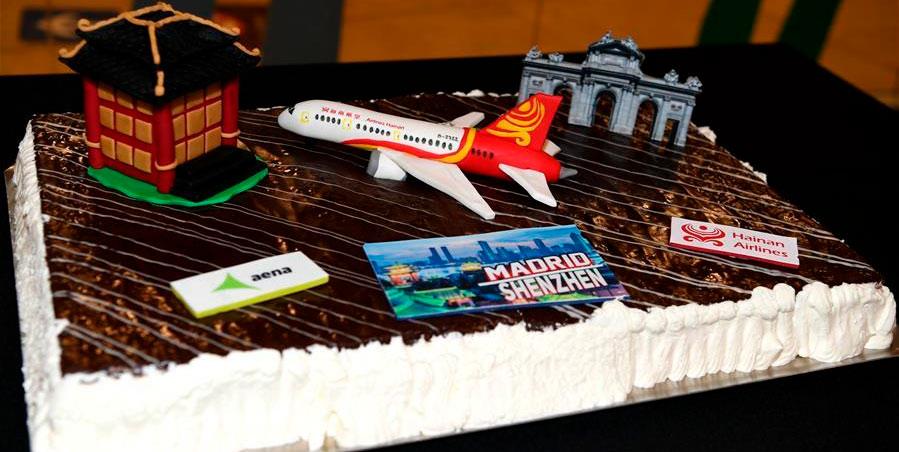 Hainan Airlines Shenzhen Madrid